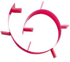 Popworm - neonfärger