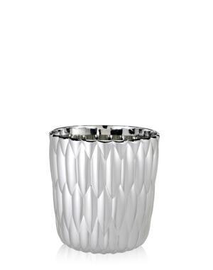 Jelly vas metallic