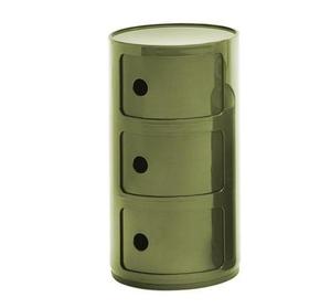 Componibili 3 lådor diam.32 cm
