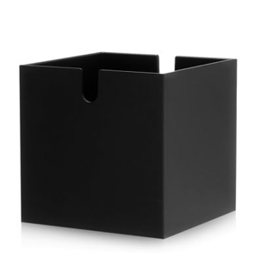 Modular bookshelf, förvaringslåda